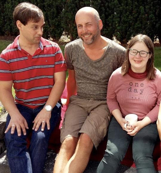 Jörg, Holi, Katharina
